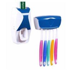 New Toothpaste Dispenser- Dispenser Odol Biru Harga Grosir