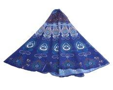 NiceEshop Mandala Beach Cotton Beach Towel (Blue)