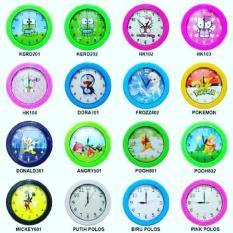 Ogana Clock - Jam Dinding Gambar Cartoon keropi