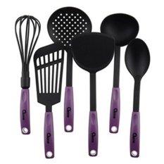 Oxone OX-953 Kitchen Tools Spatula - Ungu