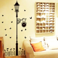 Personality Wall Stick Room Sitting Room Adornment Bedroom Warmth Big Idea Stickers Wall Paintings on The Wall Stickers Bedroom Metope - intl