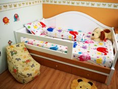 Petite Elle Kids Sprei Set Anak Bedding Little Elephant