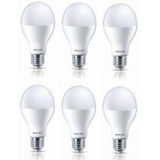 ... Philips Lampu LED 18W 2000 Lumen Cool Daylight Putih Terang