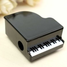 Plastic Piano Shape Pencil Sharpeners For Kids Children School Supplies Gift
