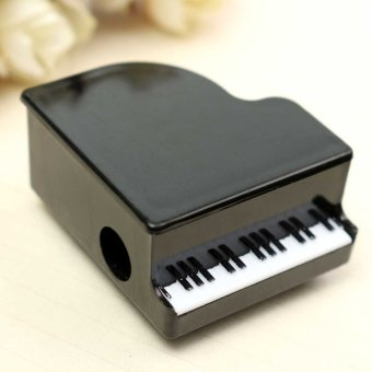 Plastic Piano Shape Pencil Sharpeners For Kids Children School Supplies Gift
