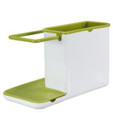Plastic Racks Organizer Cabinet Kitchen Sink Caddy Storage Holder Space Tidy Green (Intl)