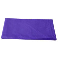 Generic Rectangular Table Cover Over Banquet Party Wedding Tablecloth Dark Purple (Intl)