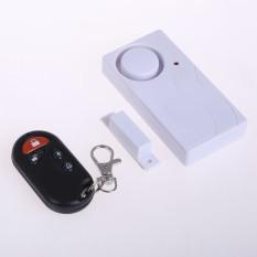Remote Control Door Window Entry Alarm Burglar Alarm Anti-theft Detector (Intl)