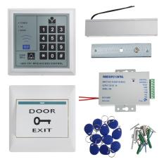 RFID Door Access Control System Kit Set Electric Strike Lock (Intl)