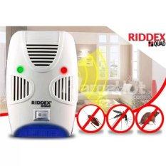 Riddex Quad Pengusir Tikus Kecoa dan Serangga