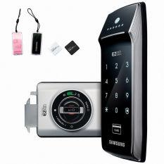 Samsung Ezon Smart Digital Keyless Door Lock Touchpad SHS-2320 with 4 Keys