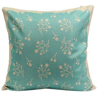 Jual Throw Pillow : Jual Sanwood Vintage Cotton Linen Pillow Case Cushion Cover Home Decor Type 15 (Intl) - Phoenix ...