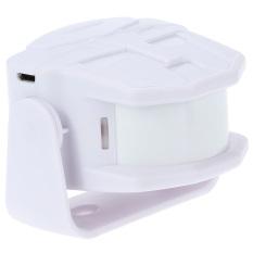 Sensor inframerah nirkabel MP3 selamat datang Tamu bel Sensor gerak Alarm detektor - internasional - Internasional
