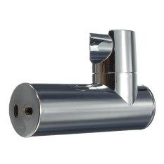 Shower Head Holder Chrome Bracket Bathroom New Wall Mounted Hand Hose (Intl)