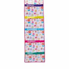 Sophie Paris - Sunday SETO KID SHIRT ORGANIZER (Multicolor)