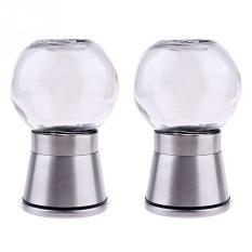 Jual ikea plats salt pepper shaker tempat garam lada 2 for Jual kitchen set stainless steel