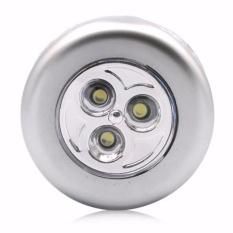... Stick Touch Lamp Stick n Click Emergency Lampu Tempel Darurat 3 LED