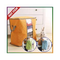 Storage Bag / Box Tidur Selimut Organizer (Model TINGGI)