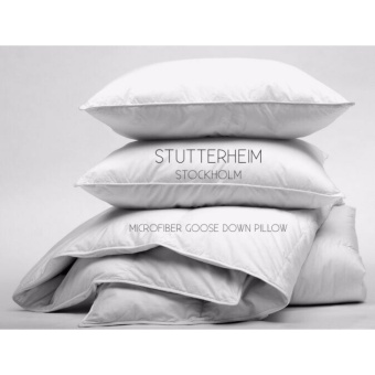 Stutterheim Bantal Hotel Bulu Angsa / Pillow Goose Down Made In Sweden