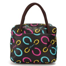 Summer Food Lunch Box Bag Carry Tote Women Picnic Travel Storage Pouch Handbag - Intl