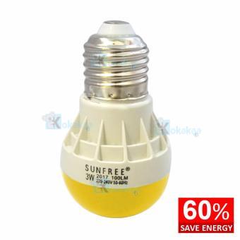 Review Hinoki Lampu Bholam Led 18 Watt 3 Pcs Recent Model And Source · Sunfree Bohlam