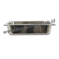 Supra Stainless Steel Food Pan - 30cm X 23cm X 7cm