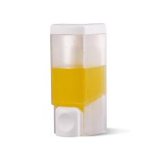 SVAVO Manual Press Liquid Soap Sanitizer Dispenser V-4201 (White) 250ml - Intl