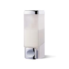 SVAVO Manual Soap Lotion Dispenser Wall Mount V-4201 (Chrome) 250ml - Intl