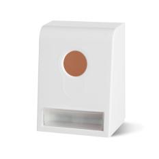 SVAVO pemegang kotak tisu serbet Dispenser dengan tusuk gigi kotak v-6001 (putih) - International
