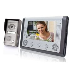SY801MF1.7inc TFT Color Display Video Door Phone Intercom System
