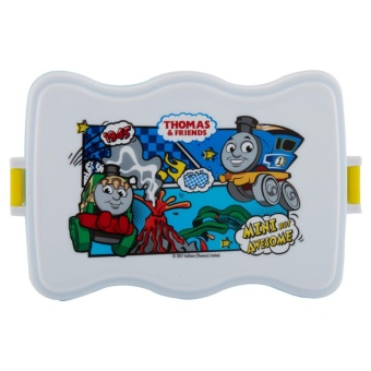 Thomas and Friends Wavy Sandwich Box Minis Serie 600ML