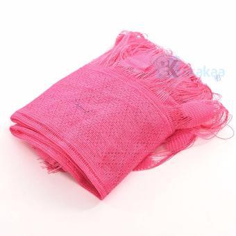 ... Harga Tirai Benang Motif Love Warna Pink Fanta Mawar88shop Rumah Source Tirai Benang