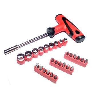 Harga Viper Socket Wrench Set Kunci Sok Set 21 Pcs Rumah Tangga Source .