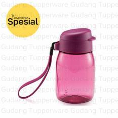 Tupperware Botol Minum Cute 2 Go - Ungu