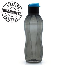 Tupperware Eco Man Black - 750ml - 1pcs