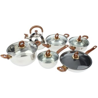 Vicenza Stainless Steel - Tipe B - Set 12