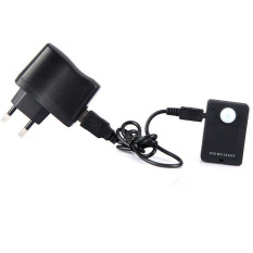 Mini PIR MP. Alert Sensor Detector Infrared Wireless GSM Alarm Monitor Black