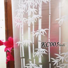 Wall Sticker Stiker Kaca Wallpaper Kaca