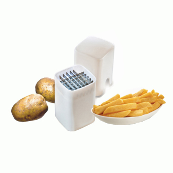 Whiz Perfect Fries - Pengiris Kentang - Putih (White)