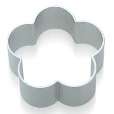 WiseBuy Aluminum Cartoon Cake Biscuit Cookie Mold Plum Blossom Shapes Baking Diy Tools (Intl)