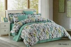 Yume Bedcover Set Import-Crezsa [Single Size / 120 X 200 X 40 Cm] YM000995