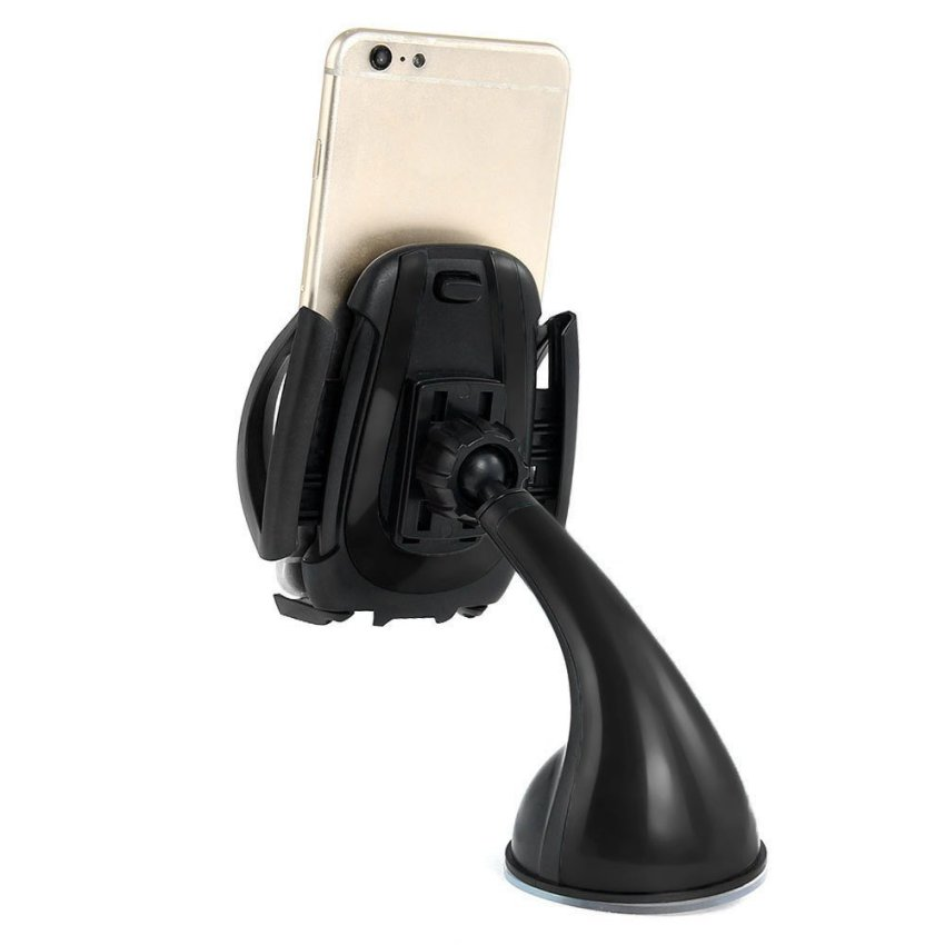 360 Car Windshield Dashboard Mount Holder Cradle Suction for Cell Phone GPS PDA (Intl)