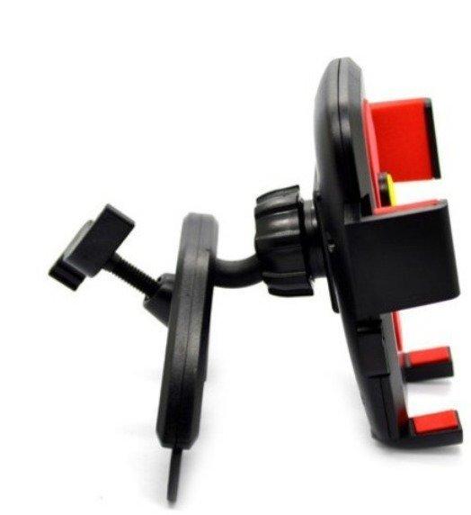 360 Degree Rotating Car CD Dash Slot Mobile Phone Holder Mount (Intl)
