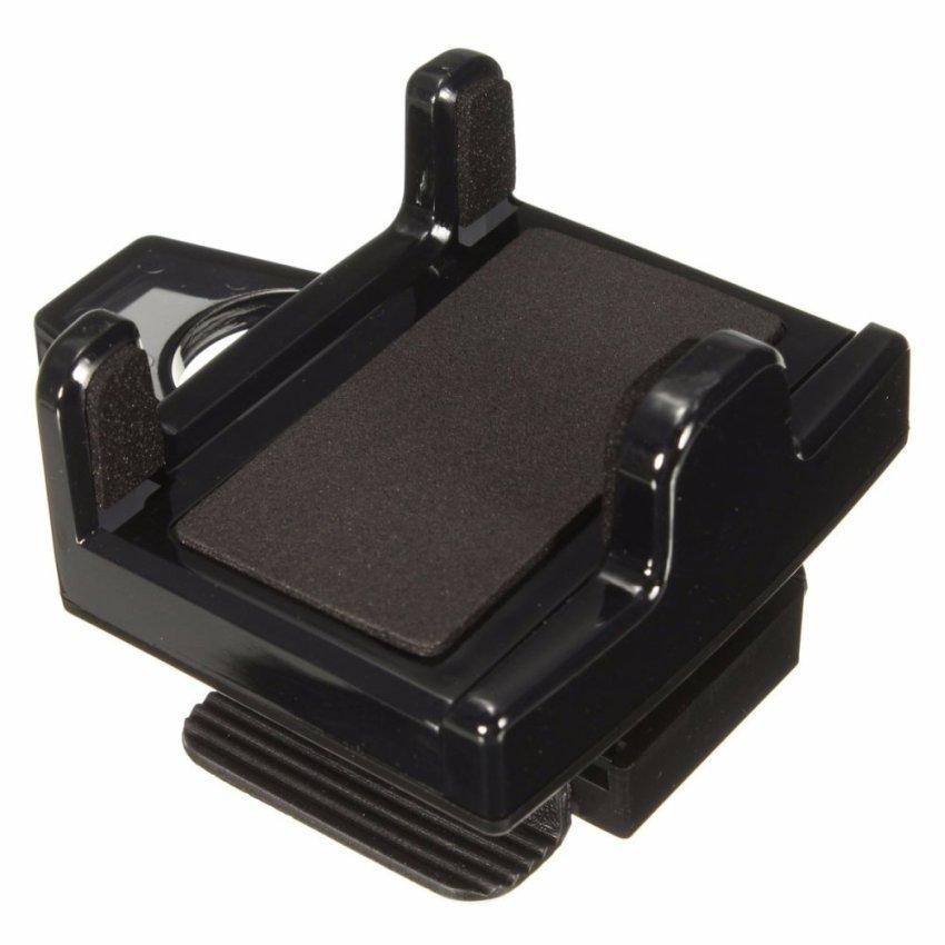 360 Rotating Car Air Vent Mount Holder Cradle Dock for Mobile Phone MP3/4 PDA (Black) (Intl)