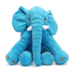 40 cm boneka gajah cantik mewah lembut bantal tidur bantal kesehatan bayi Anak Baru - Internasional