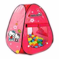AA Toys Tenda Anak Segitiga Karakter SG7003HK - Tenda Karakter Cartoon