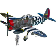 Academy P-47D inches Gabreski inches Limited Edition Model Kit