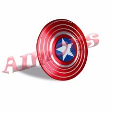 Aimons Fidget Spinner Metal - Shield Captain Amerika