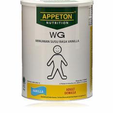 Appeton WG Adult dewasa vanila 450gr