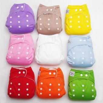 B5M baru 10 buah + 10 sisipan yang dapat banyak bayi yang bisa dicuci popok kain
